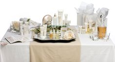 A simple easy to follow layout example for hosting a Sh'Zen party Host A Party, Zen, Table Settings, Layout, Table Decorations, Simple, Easy, Home Decor, Decoration Home