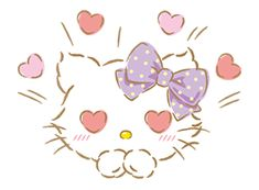 Charmmy Kitty joins LINE! Charmmy Kitty is Hello Kitty's white Persian cat. Make your messages super cute with Charmmy Kitty! Kitty Wallpaper, Sanrio Hello Kitty, Sanrio Characters, Line Store, Line Sticker, My Melody, Stickers, Red Ribbon, Geek Stuff