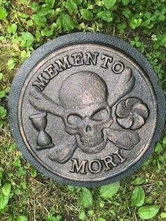Stepping Stone Molds, Concrete Molds, Plastic Molds, Memento Mori