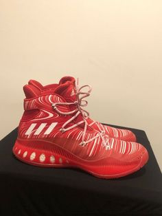 new products 87305 e74e8 adidas Performance Mens 14 Crazy Explosive Basketball Shoe geofit B42420  Red fashion clothing shoes accessories mensshoes athleticshoes (ebay  link)