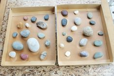 Polished Rocks with High Gloss Resin Spray DIY - Resin Crafts How To Polish Rocks, How To Make Rocks, Beach Rocks Crafts, Rock Crafts, Resin Spray, Rock Identification, Rock Tumbling, Diy Resin Crafts, Look Rock