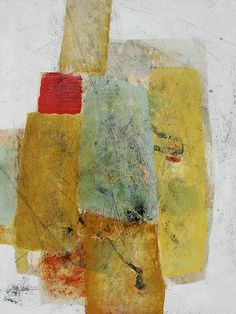 Scott Bergey - paint scraping inspiration