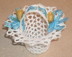 Ideas de arroceros para boda a crochet