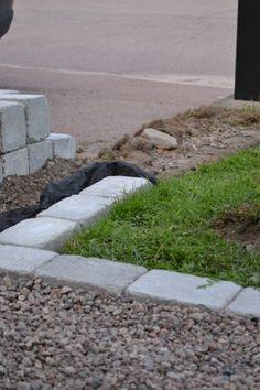 DSC_0008 Lawn Edging, Outdoor Gardens, Dyi, Fredrikstad, Sidewalk, Villa, Driveways, Fences, Gardening