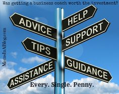 Invest in a Business Coach