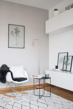 DIY: Floating Frame Herbarium - this is how you create the floating frame!