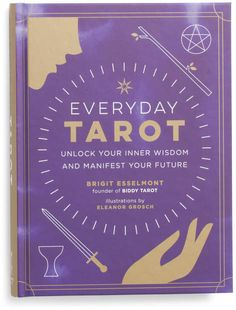 Everyday Tarot - Books & Bookends - T. Tabletop Shop, Oracle Cards, Makeup Shop, Clean Beauty, Book Publishing, Tj Maxx, Book Worms, Brand Names, Tarot