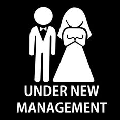 T Shirt Under New Management Mens Adult Funny Humor Marriage ...