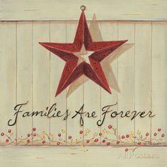 Families Are Forever Kunstdrucke von Karen Tribett - AllPosters.at