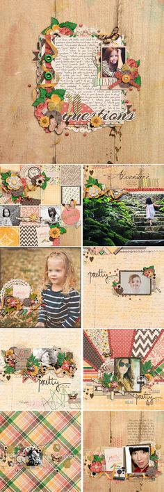 CT INSPIRATION using Pretty As A Picture By Studio Basic Designs & Meghan Mullens