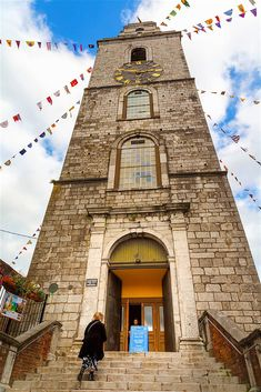 Delight and/or embarrass everyone around you by ringing the Shandon bells in St Anne's church tower © Ken Welsh / Getty Images Ireland Uk, Cork Ireland, Ireland Travel, Cork City, St Anne, County Cork, Short Break, Weekends Away, Best Location