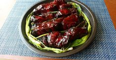 Chinese Barbeque Pork (Char Siu) Barbecue Recipes, Pork Recipes, Asian Recipes, Cooking Recipes, Recipies, Asian Foods, Chinese Recipes, Chinese Food, Chinese Barbeque Pork