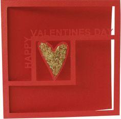 View Design #38412: happy valantine`s day card