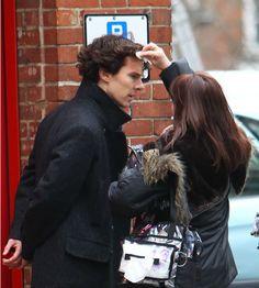 Why we love Benedict Cumberbatch...