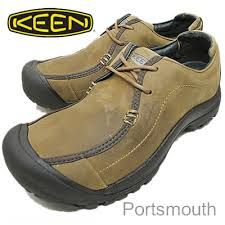 Keen Portsmouth - my daily workwear shoe, great for travel too.
