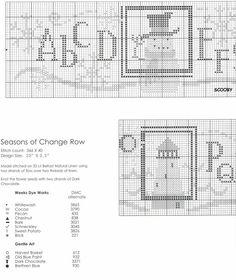 Seasons of Change Row_2/3