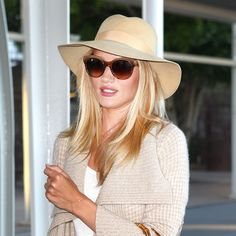Rosie Huntington-Whiteley shows us how to skip the torched tresses look this summer.