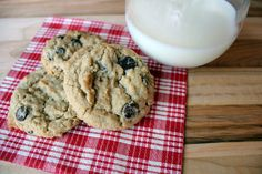 Perfecting the Pairing: World's Best Oatmeal Chocolate Chip Cookies
