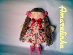 Boneca Maria Emilia