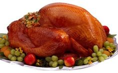 Turkey is high in tryptophan which improves mood.