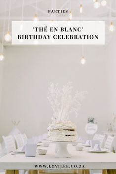 My 'Thé en Blanc' birthday party! Small Thank You Gift, Thank You Gifts, Silk Flowers, White Flowers, Birthday Celebration, Birthday Parties, Teepee Kids, Champagne Flutes, Nursery Decor