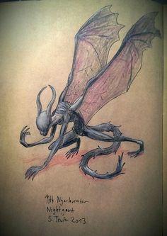 Nightgaunt S.Tevik / Roborogue.tumblr.com