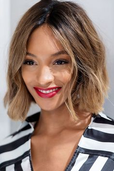 Jourdan Dunn via @byrdiebeauty