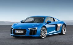 2016 Audi R8...a nice car for the home collection.  www.jamesavina.com #goals