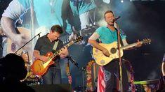 Coldplay w/ Michael J Fox - Earth Angel and Johnny B. Goode - YouTube