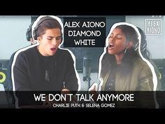 SIDE TO SIDE - Ariana Grande - Diamond White & KHS COVER - YouTube
