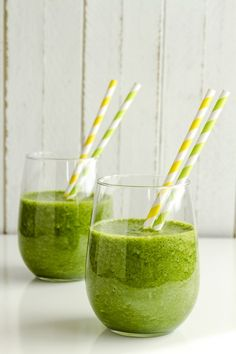 Thermomix Rezepte zum Abnehmen: Grüner Smoothie