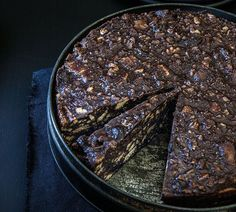 Annabel Langbein Chocolate Fudge Slice Recipe