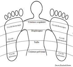 Les liens entre stress et migraine sont complexes. Le réfléxologue commencera par un soin relaxant des pieds.Il faut bien différencier la migraine du mal de tête