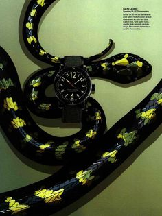 The sleek façade of the RL67 Safari Watch, featured in the May Issue of Montres Magazine