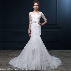 Vestido de Noiva La Perle