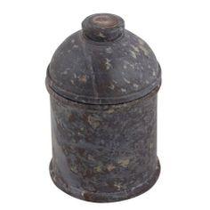 Stone Jar with Lid Stoneware Handmade by Artisan Kitchenware Decor India by ShalinIndia, http://www.amazon.com/dp/B009OY709C/ref=cm_sw_r_pi_dp_oHWZqb19KWB0Y
