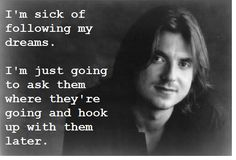 I used to like Mitch Hedberg. I still do, but I used to, too.