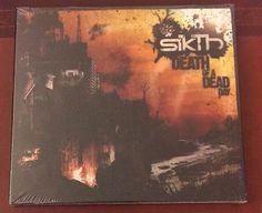 Death of a Dead Day [Digipak] by Sikth (CD, Jun-2006, Bieler Bros. Records) New #PowerProgressiveMetal