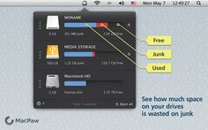 Grab CleanMyMac's Little Brother, CleanMyDrive, For Free In The Mac App Store