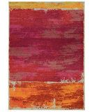 RugStudio presents PANTONE UNIVERSE Expressions 5501r Orange/ Pink Machine Woven, Good Quality Area Rug