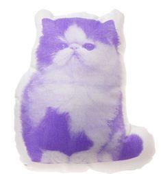 Areaware Persian Cat Mini Cushion - 2Modern