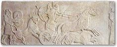 ashurnasirpal ii hunting lions - Google Search