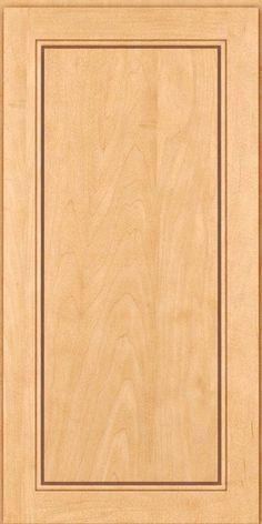 Door Finish - Honey Spice on Maple- KraftMaid