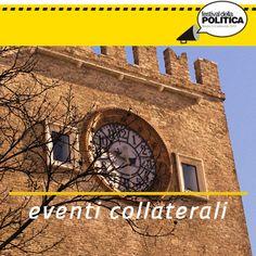sezione EVENTI COLATTERALI: da giovedi a domenica #festpolitica