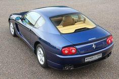 Oldtimer verkopen en kopen – youngtimersFerrari 456M GT - thecoolcars.nl