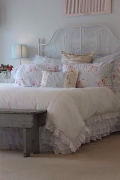 For my extra bedroom, the babies will love it!All Things Shabby and Beautiful
