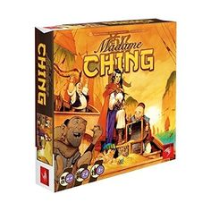 Madame Ching Board Game >>> Visit the image link more details. Note:It is affiliate link to Amazon.