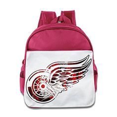 Detroit Red Wings Baby Dress