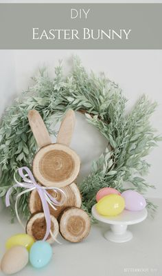 DIY Farmhouse Easter