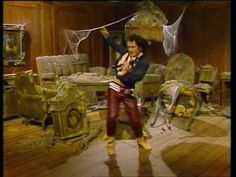 Adam Ant - Goody two Shoes 1982- In the 80s I thought he was rebel, now looking back, he acts like George Michaels. Who is he looking at in this vid.